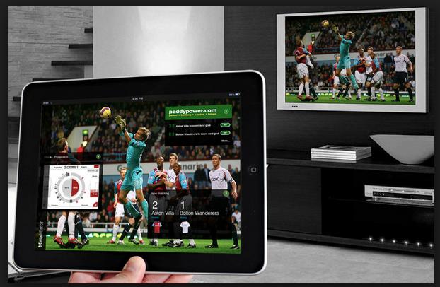 El uso de una segunda pantalla está cada vez más extendido en el consumo de televisión.