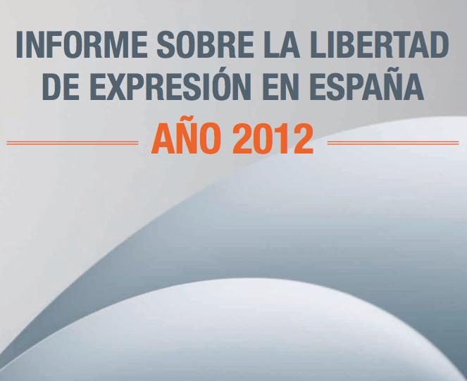 Estudio pionero en España sobre la libertad de expresión.