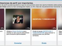 Linkedin mejora la información de las visualizaciones de los perfiles